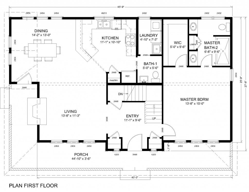 The Easton Huntington homes, Bedroom floor plans, Lake