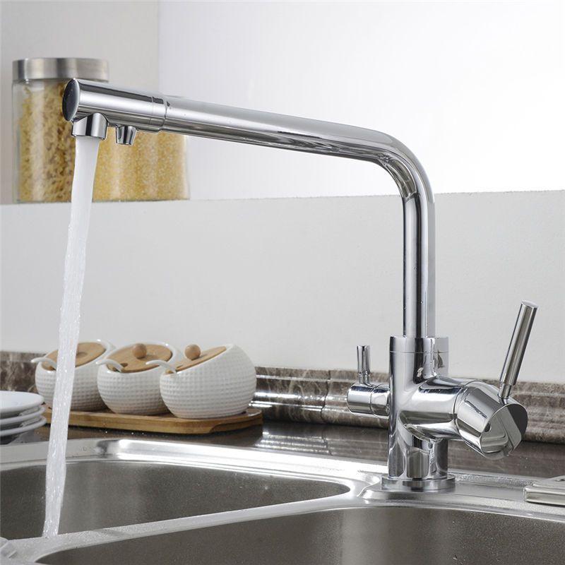Wasserhahn Küchenarmatur für Osmose Anlage System Wasserfilter 3 ...