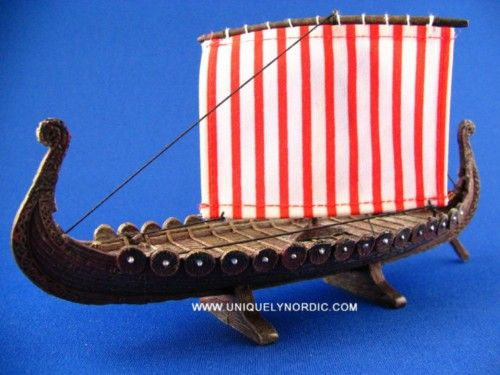 Viking Ship By Candy Design Of Norway A Little Bit Of Norsk