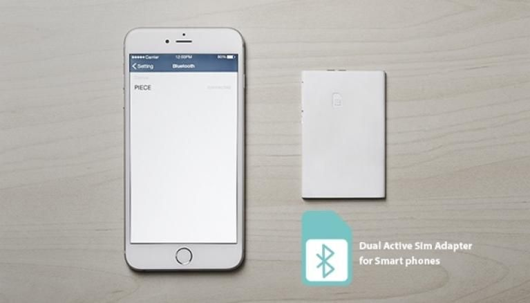 A Wireless Dual Sim Adapter For Iphone Is On Its Way I4u News Smartphone Iphone Phone