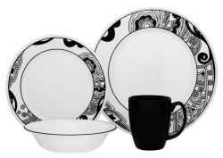 Do you have lots of mismatched plates? Ever thought about replacing them and getting a set that matches? Wouldn't that be nice? A complete set...