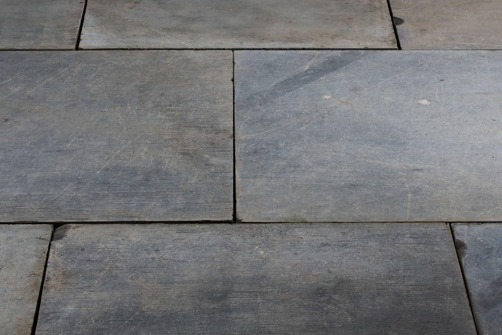 #Belgischen Steinplatten   Opkamer Belgischen Blaustein   # Naturstein  Ideen | De Opkamer.de