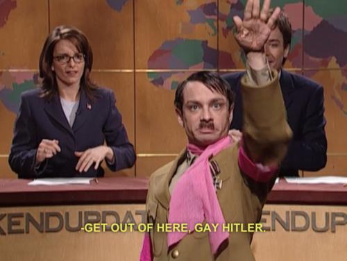 Gay Hitler Snl