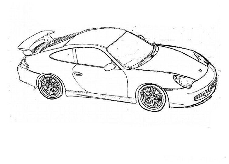 Ausmalbilder Fur Kinder Autos 12 Autos Malen Auto Zeichnen Ausmalen