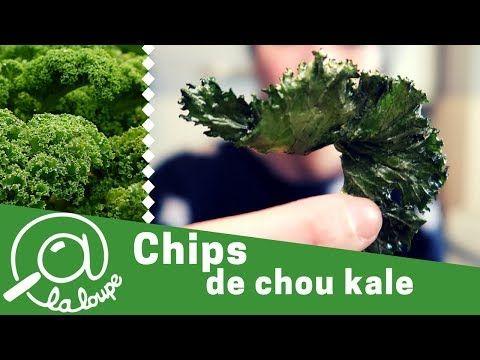 CHIPS DE CHOU KALE #16