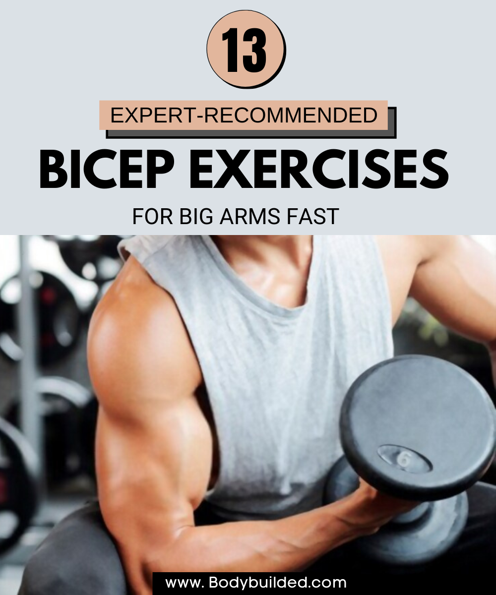 These Bicep Workouts Have Always Been Pros Favourite For Getting Bigger Biceps Arms Fast Big Biceps Biceps Workout Biceps