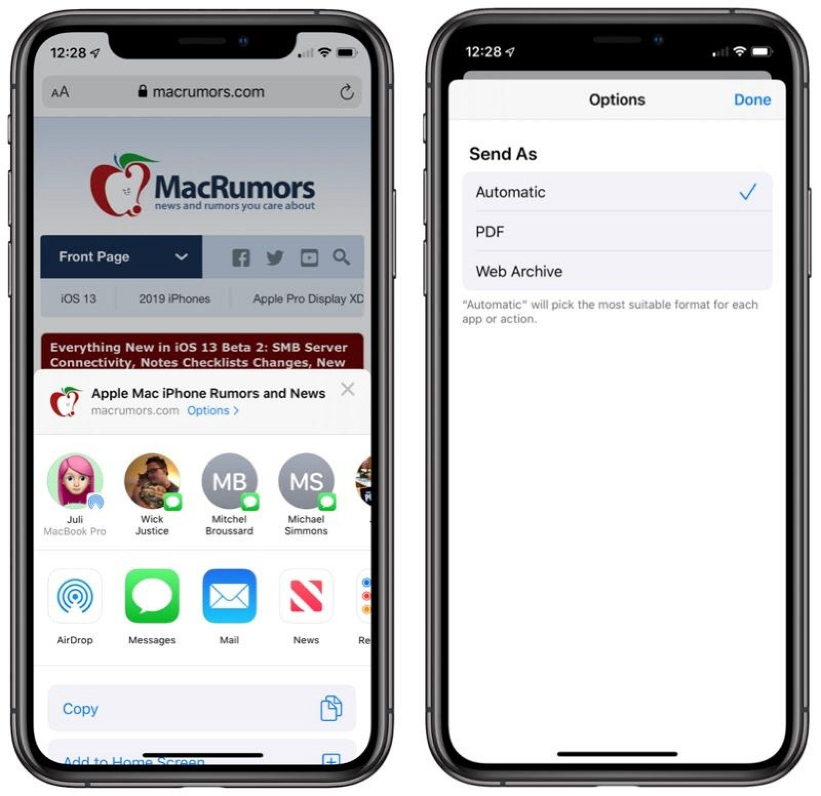 iOS 13 Complete Guide and Feature List (With images