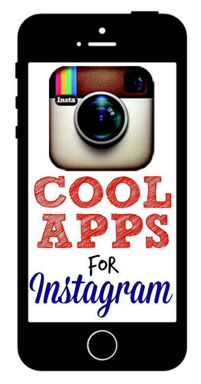 Cool Apps for Instagram Users (With images) Instagram