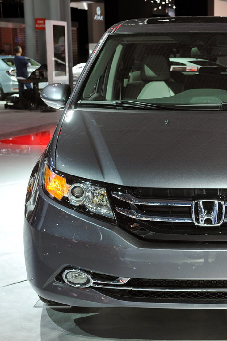 Honda Odyssey Hybrid 2020 Concept And Performance