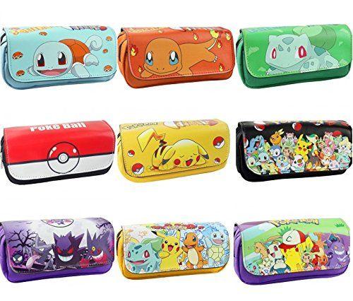 Trousse /à crayons Pokemon Super mignon trousse /à crayons Pikachu Pokemon Pokemon Pokemon trousse /à crayons Pok/émon trousse /à crayons Pok/émon
