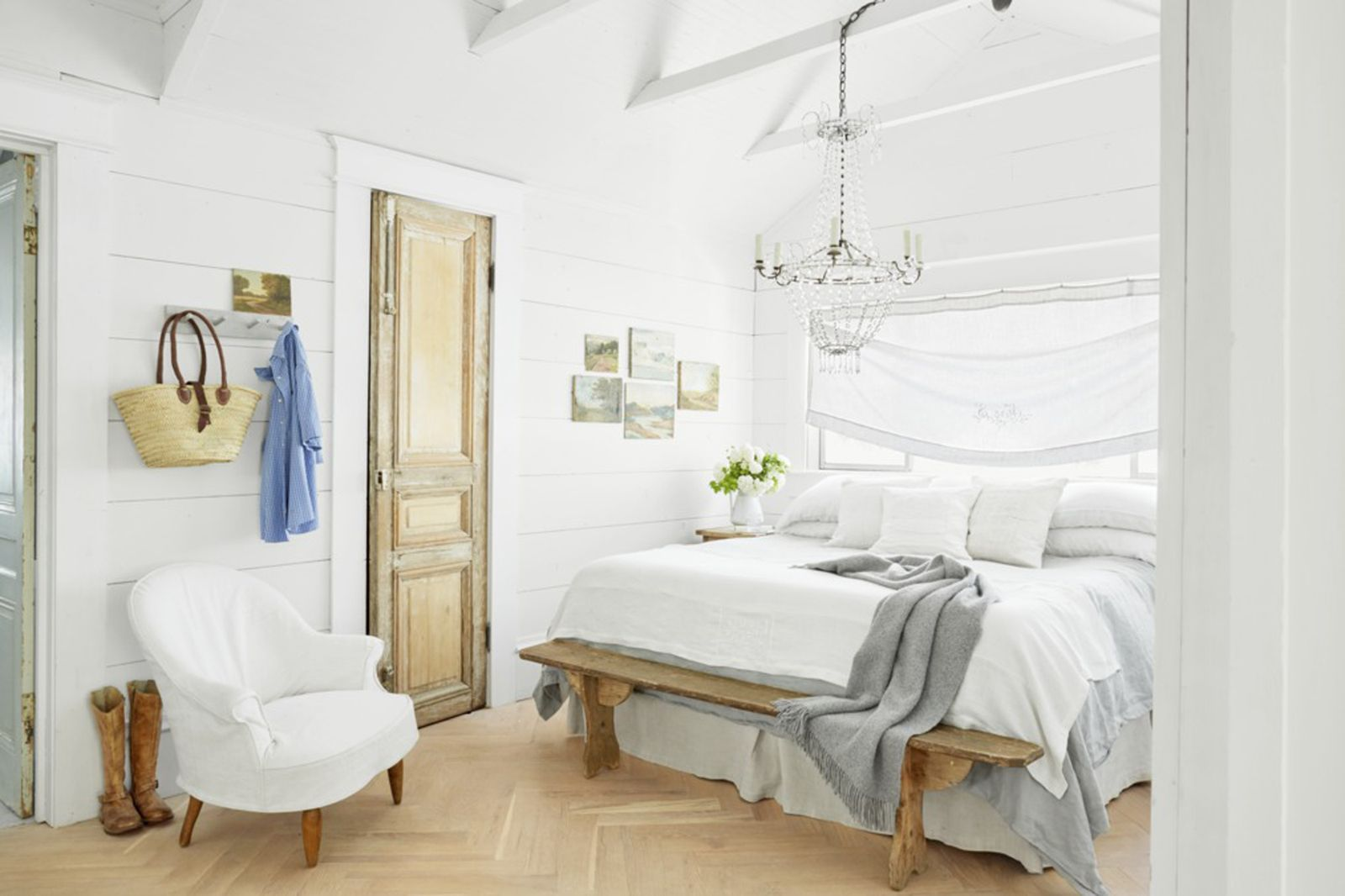 These White Bedrooms Will Inspire You to Completely Rethink Your