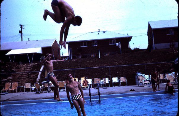 Great Shot Dad Remember This Was Film Not Digital Photography Some 30 Yrs Ago Digital Photography Dad Art Swim Club