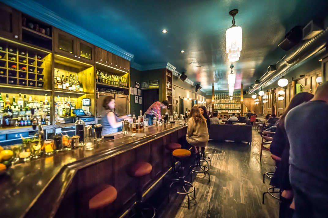 The Absolute Best 30thBirthday Bar in New York Birthday