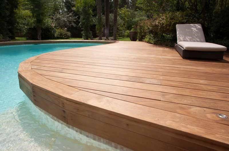 Terrassenbelag  Kebony-Holz: Terrassenbelag mit 30 Jahren Garantie. Ansehen und ...