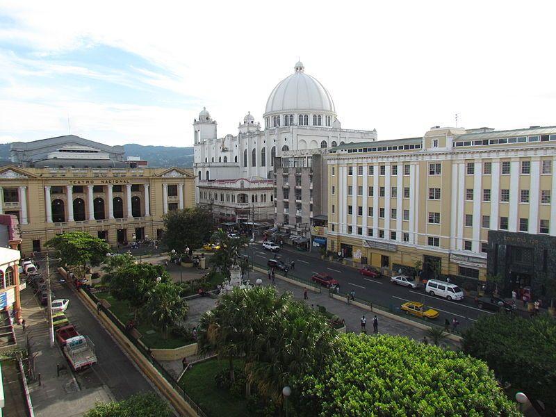 Centro Histórico de San Salvador, El Salvador