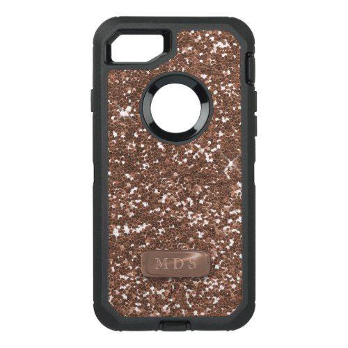iphone 7 phone cases rose gold glitter
