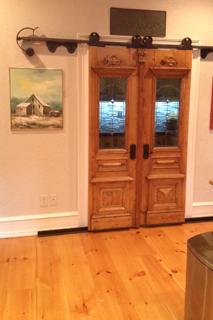 Custom vintage Barn Door design [ CLICK HERE! ] Specialtydoors.com | #vintage #hardware #specialty #custom