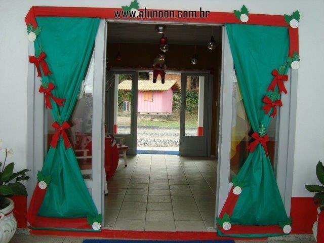 34 Ideias De Decorações De Natal Para Escola Aluno On Natal