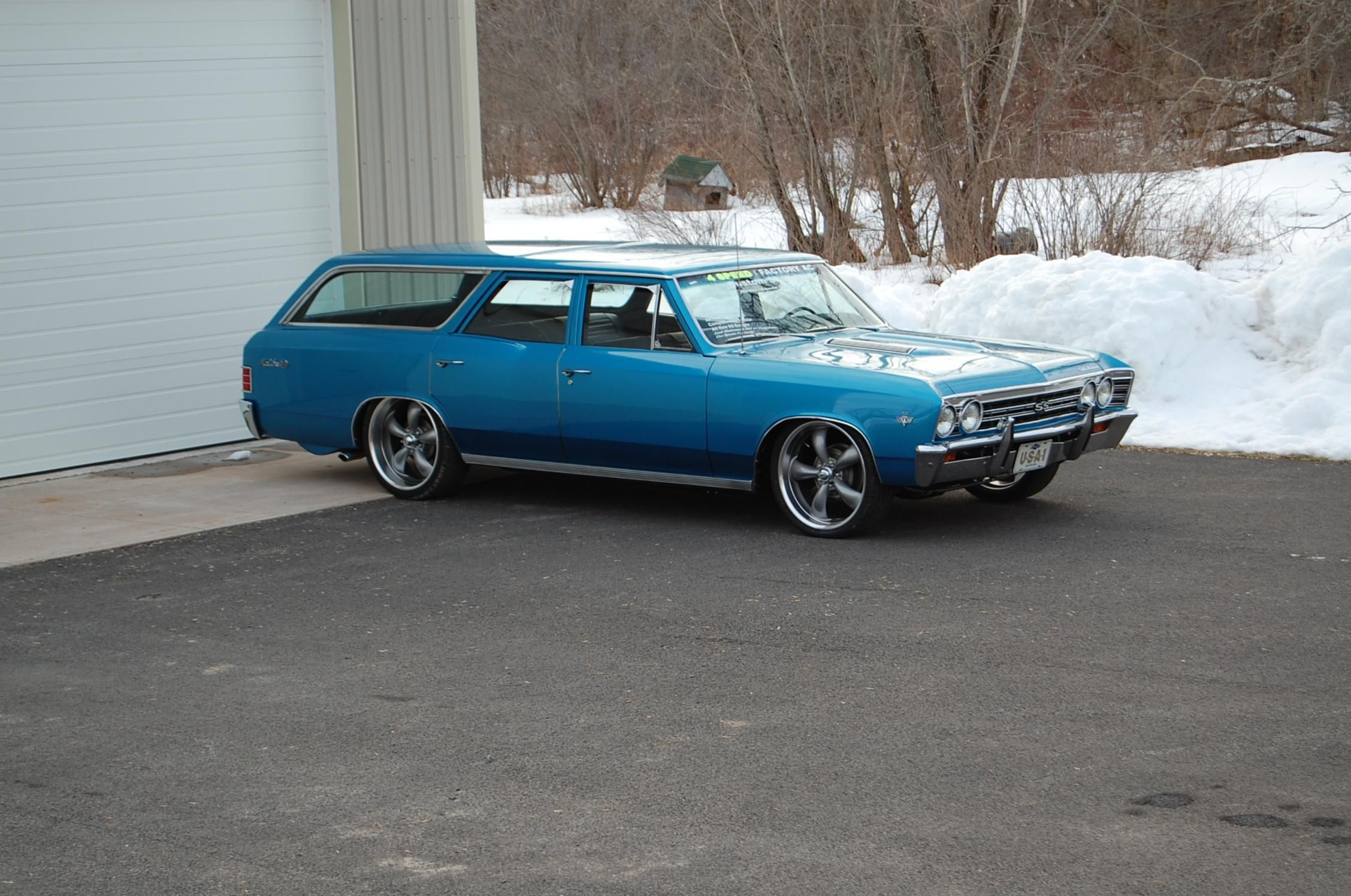 chevelle, station wagon | The Best Of Automotive: 1967 Chevelle ...