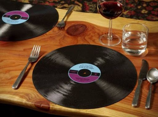 Ten Amazing Things To Can Make And Do With Vinyl Records Discos De Vinilo Decoracion Con Discos Artesanias De Discos De Vinilo