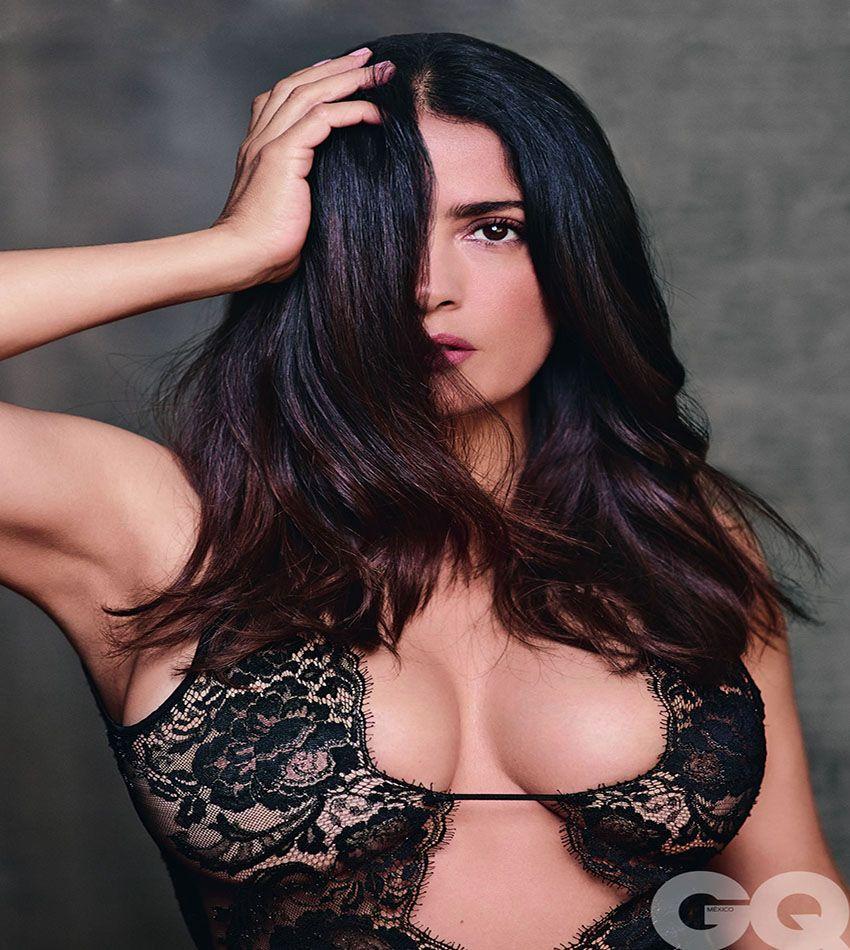 Salma Hayek - GQ Mexico (November 2016)
