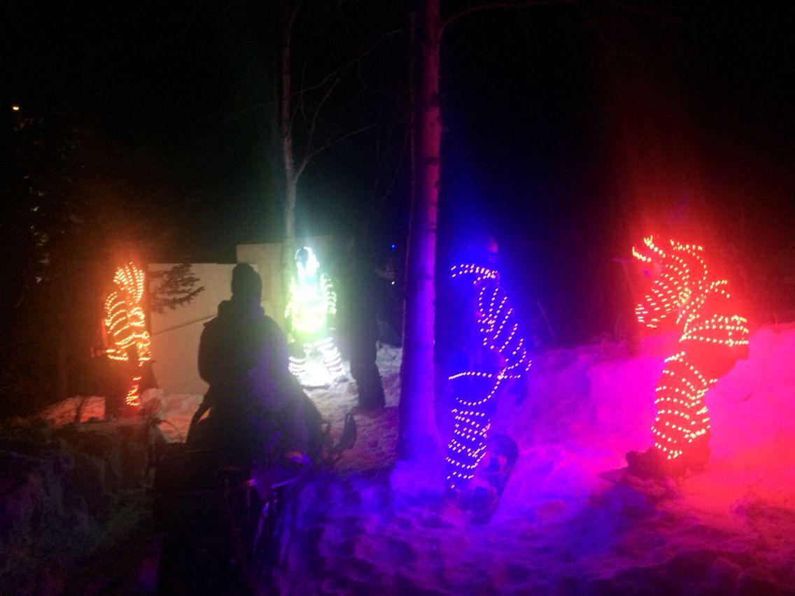 LED SUITS