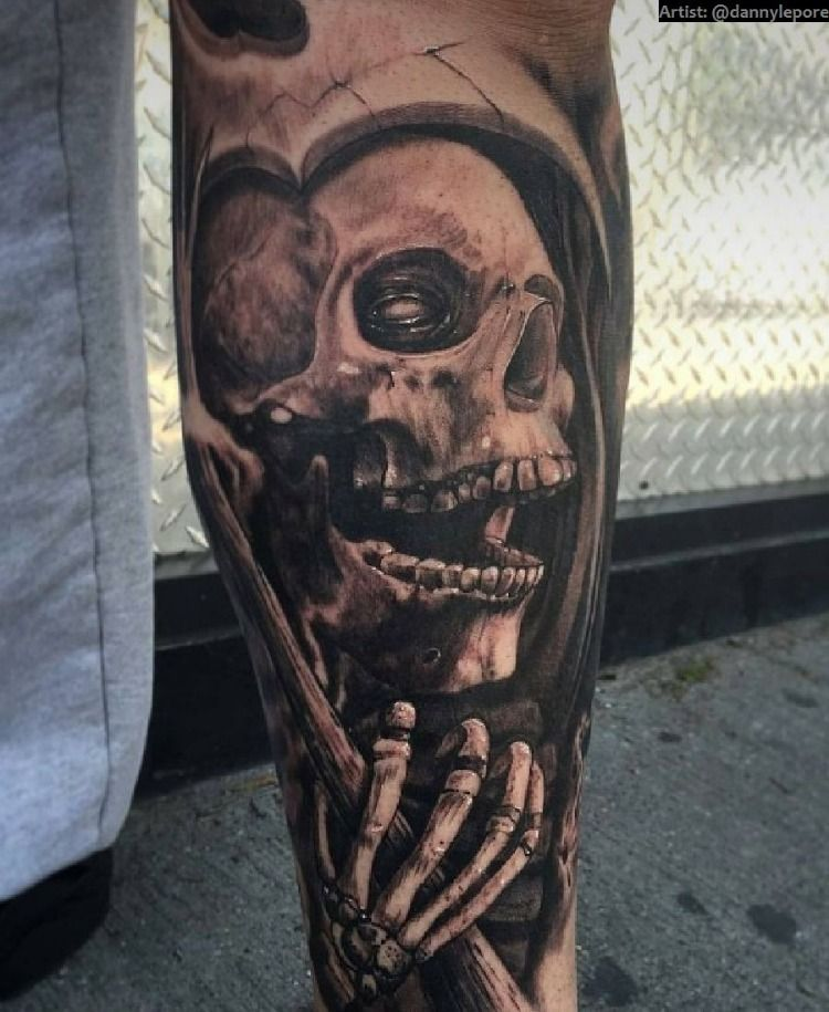 Motif Dictionary | Tattoo wade männer, Tattoo waden