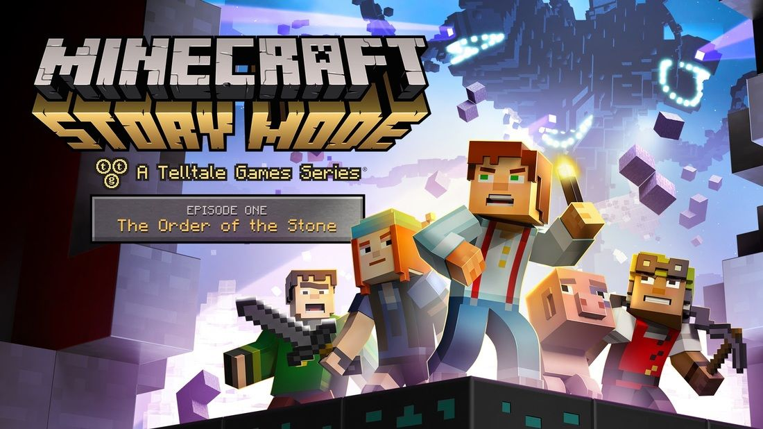 Minecraft Story Mode Episode 1 download and install free full on PC