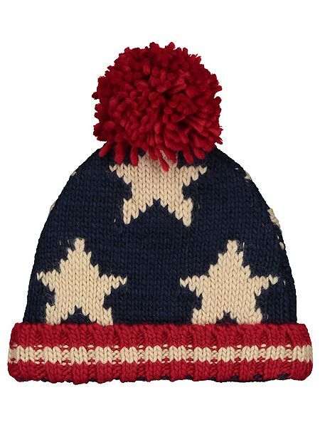 Boys Jacquard Hat
