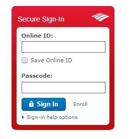 Bank Of America Login Bofa Bankofamerica Online Login Sign In