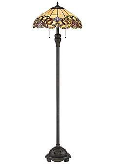 Tiffany Floor Lamp Delectable Awesome Tiffany Style Floor Lamp  Awesome Tiffany Style Floor Lamp Decorating Design