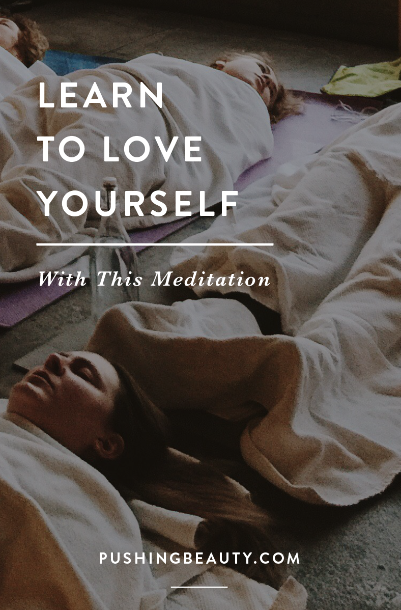 Learn To Love Yourself With This Breathing Meditation | Yoga