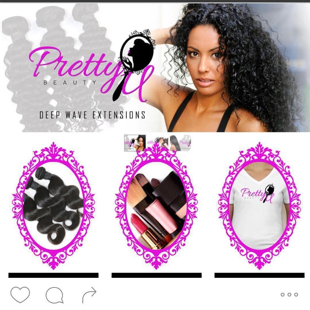 Shop Pretty U for your Brazilian Hair Extensions! #linkinbio#bundles#hair#hotd#lahair#lasvegashair#lasvegashairextensions#atlhair#ohiohair#chicagohair#charlottehair#detroithair#calihair#brazilianhair#bundles#bundledeals#sewin#closure#laceclosure#upartwig#bob#curls#hotd#ighair by pretty_u_beauty