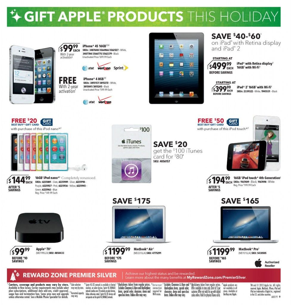 Best Buy Black Friday Ad Flyer Cool Things To Buy Black Friday Apple Deals