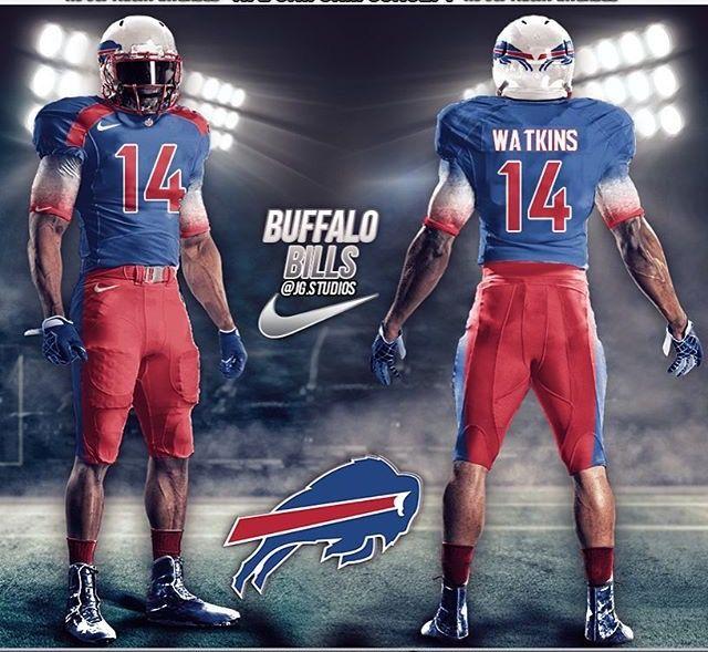 huge selection of 99e4e 03920 Pin by Rick Spiritosanto on Bills and NFL   Buffalo bills ...