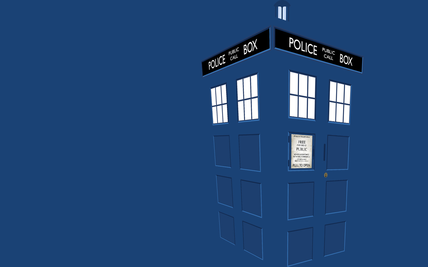 doctor who desktop wallpaper public call box | ololoshenka
