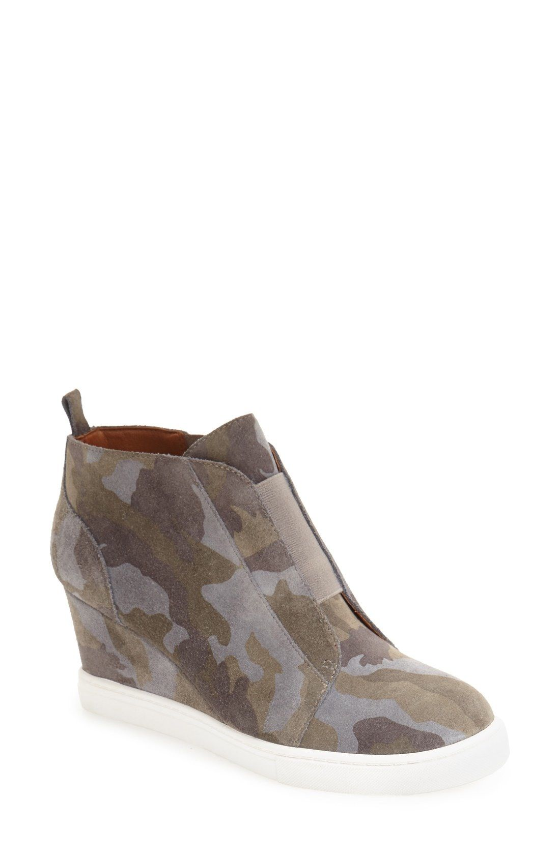 12a2836cac2 Linea Paolo  Felicia  Wedge Bootie (Women) available at  Nordstrom ...