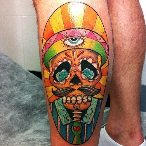 Tattoo by Peppe Alesci