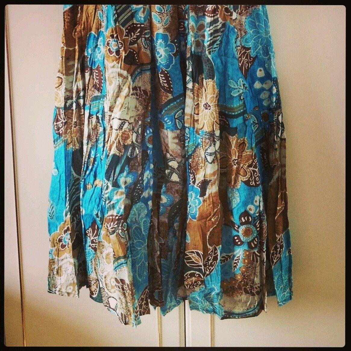 Striking Boho Summer Sun Cotton Maxi Dress 4 Designs, Sizes 10-12 & 14-16 | eBay