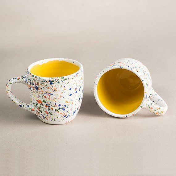 Pottery cup Pottery mug Ceramics cup, ceramic mugs,coffee mugs, tea cups,tazza tèTazza per il latte, tazza bianca, tazza colorata