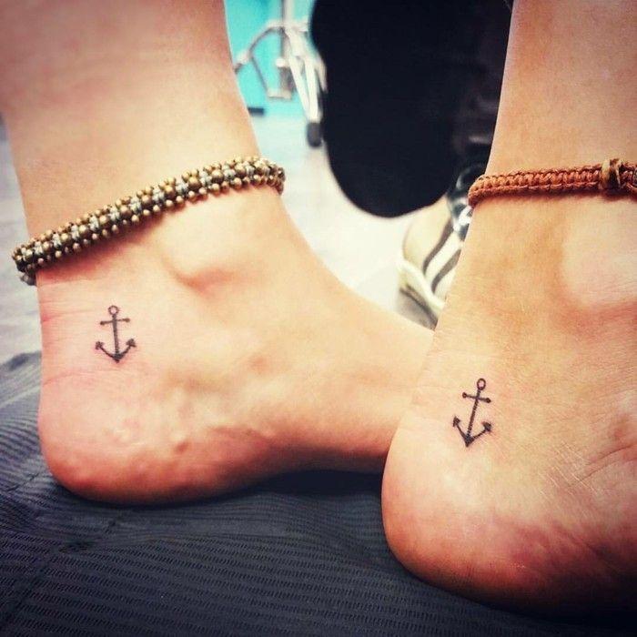Photo of Tattoo Knöchel – 65 Tätowierungen, die auf sich andeuten und eine schöne Präsenz machen
