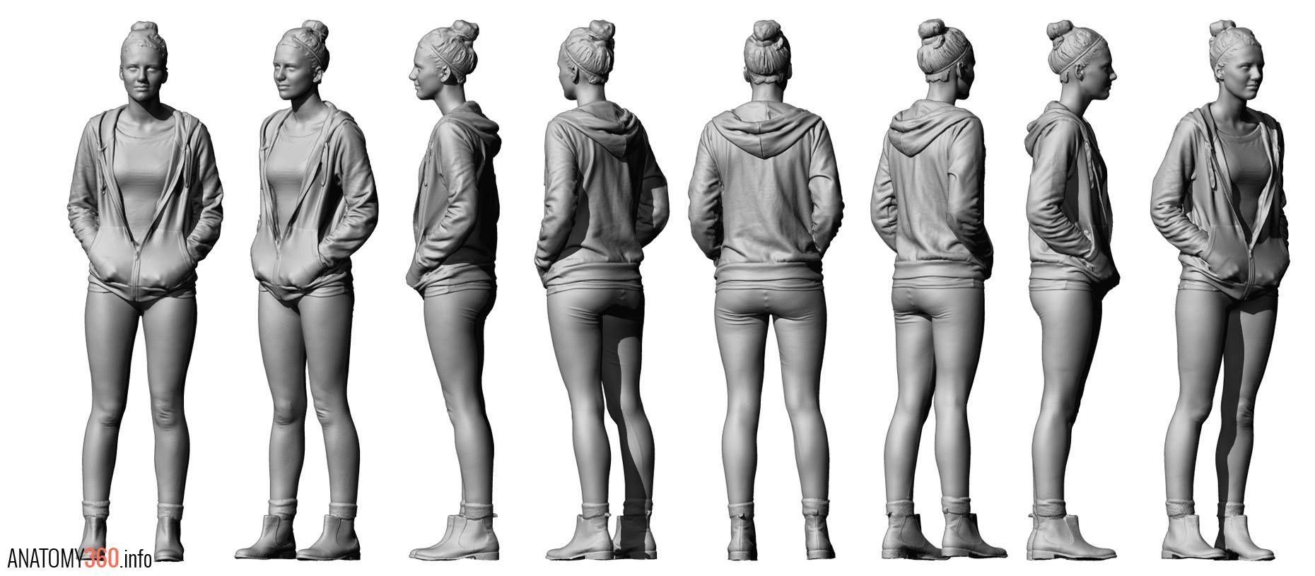 113 besten Art | 3D Model Anatomy360.info Bilder auf Pinterest ...