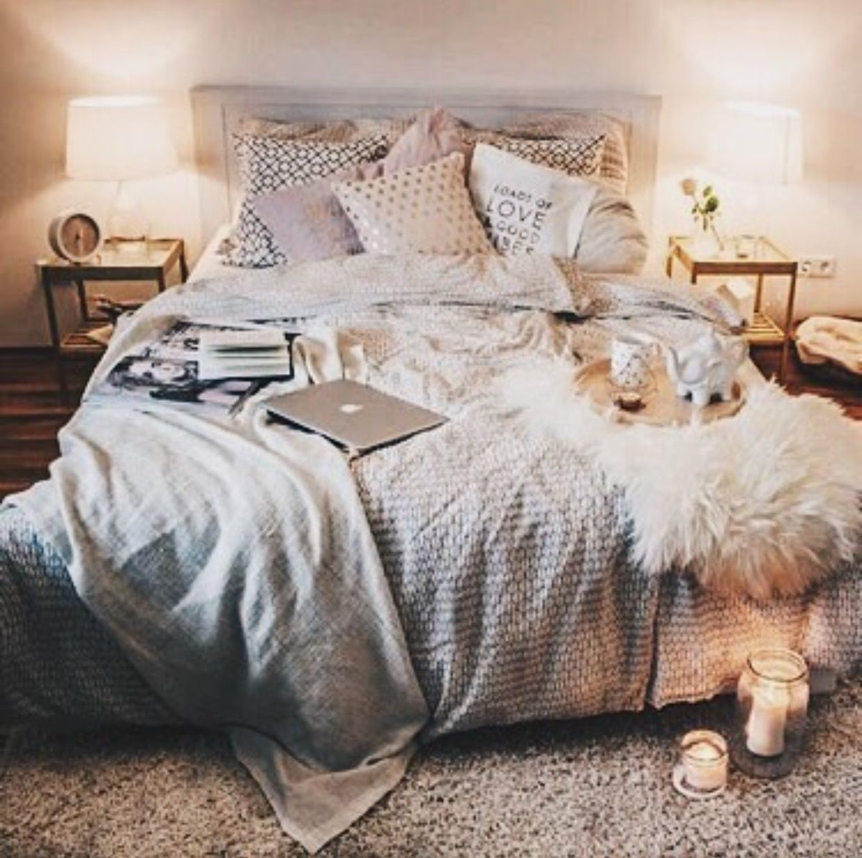 Small Master Bedroom Ideas And Inspirations: Home Bedroom, Apartment Decor, Bedroom