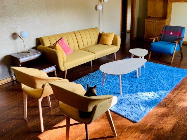 Rate My Kitschy Living Room - midcenturymodern