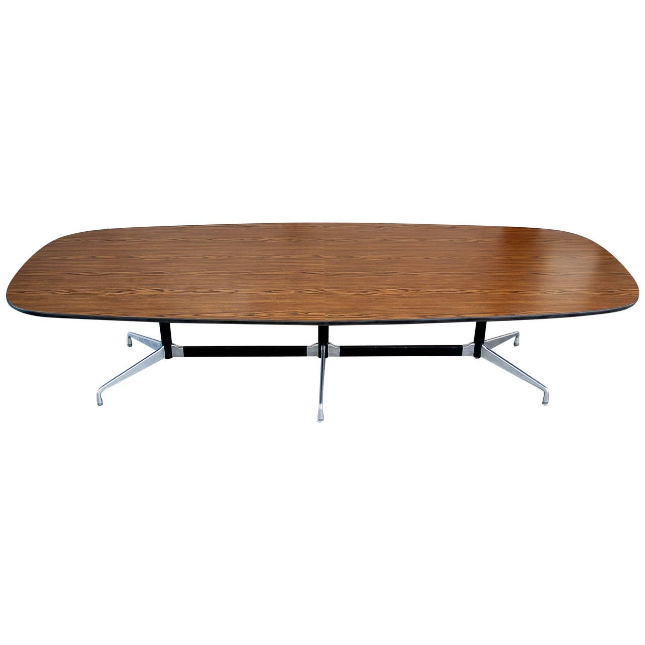 Vintage Eames Conference Table for Herman Miller From a