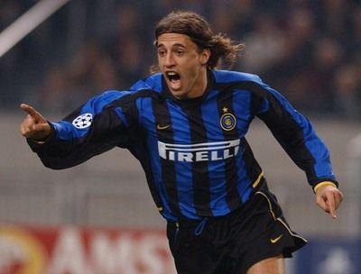 El Valdanito Hernan Crespo   Crespo, Futebol italiano, Futebol