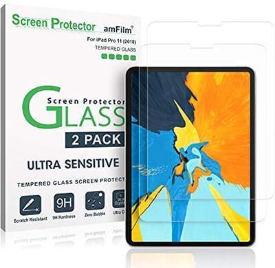 Top 10 Best Ipad Pro 11 Screen Protectors In 2021 Reviews Amaperfect Ipad Pro Best Ipad Screen Protectors