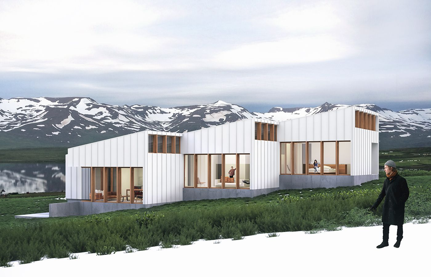 Paperhouses - free downloadable blueprints (blue prints) houseplans ...
