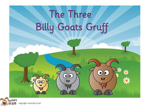 Teacher's Pet - Billy Goats Gruff Keyword Labels - FREE Classroom ...