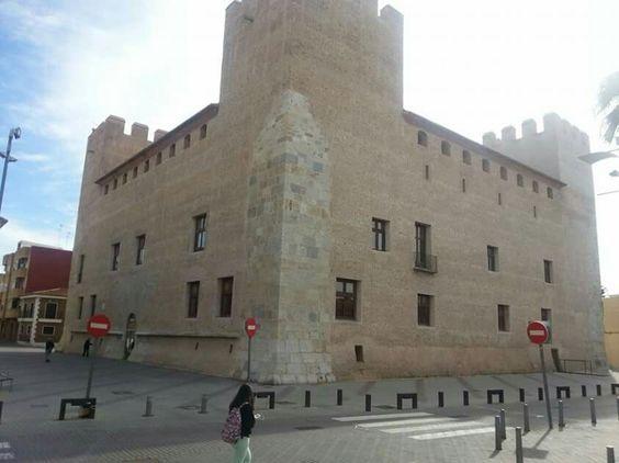 Castillo de Alacuas. Valencia